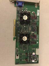 Selten, Retro: 3dfx Voodoo5 5500 AGP, getestet und In Ordnung, 64MB 2xVSA100