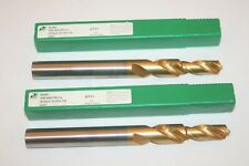(Lot of 2) Precision S94591 18.00x22.30 Hss Tin Coated Step Drills 1980-9952 New