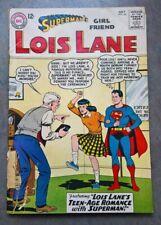 Lois Lane #42  Superboy Kurt Schaffenberger Art 1963
