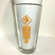 "Terrapin Beer Co ""2012 Annual 5K"" 16 oz Pint Beer Glass Athens Ga *Ships Fast*"