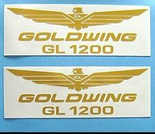Reflective Helmet Decals for Honda GL1200 Goldwing Motorcycle GWH-R7-1200
