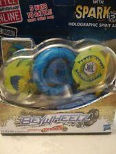Beyblade Beywheelz Hurricane Crusher Pisces with Spark fx Battler
