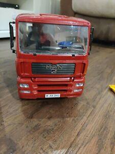 Bruder Man TGA Construction Truck