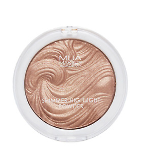 MUA SHIMMER HIGHLIGHTER POWDER SHADE RADIANT CASHMERE NEW