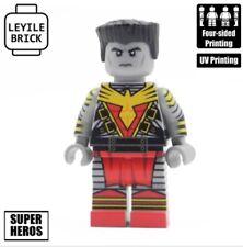 LYL BRICK Custom Phoenix Five Colossus Piotr Rasputin  Lego minifigure