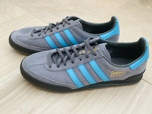 Adidas Originals Jeans in Grey and Blue Mens Trainers Uk 9 NEW
