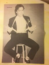 KEVIN WIXTED & ANDRE GOWER 80s Teen Magazine Clipping Pin Up Poster 11x16