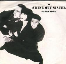 "Swing Out Sister(7"" Vinyl P/S)Surrender-SWING 3-65-VG+/VG+"