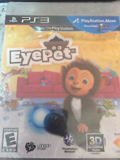 PS3 EyePet Brand New But Has Rips in Package