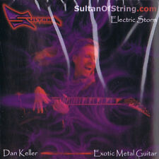 Electric Storm - Sultan of String CD ( 11 Track ) 2004