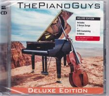 The Piano Guys - Piano Guys [New CD] With DVD, Deluxe Edition