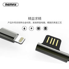 EMAX 90 Degree Lightning iPhone10 X/ Samsung Micro USB Charger Data Sync Cable