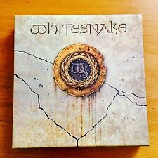 WHITESNAKE - JAPAN 3 Mini LP Sleeves ( SHM CD + PROMO BOX SET W/ OBI )