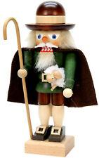 New in Box - Christian Ulbricht Nutcracker Natural Wood Shepherd - 32-651