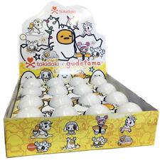 Tokidoki x gudetama Series 1 Egg Vinyl Toy (Blind Box)