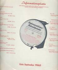Deutsche Pop Schlager Vinyl-Schallplatten mit 33 U/min