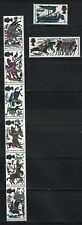 Great Britain:1966 Sc#475 Strip of 6,476,477 Mnh 900th anniv. of the Battle of H