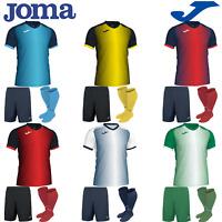 JOMA FOOTBALL TEAM KIT TRAINING WEAR MATCHING SOCCER STRIP TEAMWEAR MENS KIT