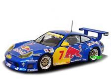 """Porsche 911 gt3-r #7 """"red bull"""" 24h Daytona 2000/Minichamps 1:43"""