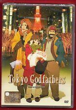 Tokyo Godfathers. I padrini di Tokyo (2003) DVD nuovo FUORI CATALOGO