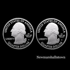 2019 S+S Lowell MA National Parks America the Beautiful Silver and Clad Proofs