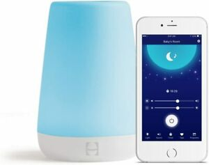 Hatch Baby Rest Sound Machine LED Night Light and Time to Rise Corded Electric
