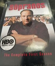 NEW - The Sopranos: Season 1 Brand New never opened.