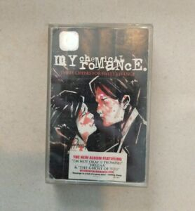 MY CHEMICAL ROMANCE CASSETTE Three Cheers for Sweet Revenge