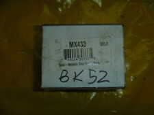 New Front Brake Pads Morse MX433 Fits 83-04 Chrysler Mitsubishi Plymouth Toyota