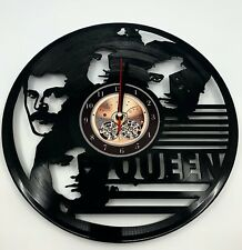 12 Inch QUEEN Vinyl Record Wall Clock - New in Box