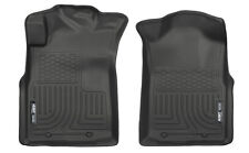 HUSKY WeatherBeater Front Floor Mats for 05-15 Toyota Tacoma 2 & 4 Door 13941