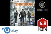 Tom Clancy's The Division [PC] UPlay Download Key - FAST DELIVERY