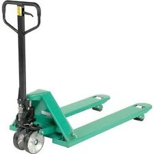 Pallet Jack - 27 x 48 - 5500 Lbs Capacity - Pallet Truck - Commercial Industrial