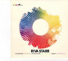 (DZ315) Riva Starr, The Care Song - 2013 DJ CD