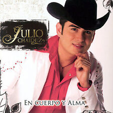 En Cuerpo y Alma by Julio Chaidez (CD, Oct-2007, Machete Music) Still Sealed