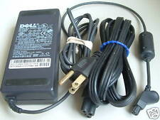 Dell PA-6 9364U Latitude Inspiron Laptop AC Adapter, 20 V, 70 W, Power Cable