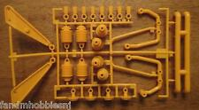 One New Tamiya Bull Head 58089 Yellow Plastic F Part Tree also fits Clod Buster