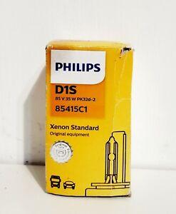 Genuine! PHILIPS D1S OEM 4300K HID Xenon Headlight Bulb 85415 35W DOT Germany