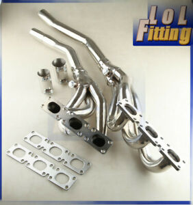 UK Exhaust Manifold Header Y Pipe For BMW E36 323i 325i 328i M3 92-98 3.0L 3.2L