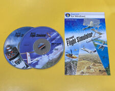Microsoft Flight Simulator X GIOCO PC SOLO DISCO