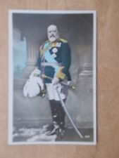 VINTAGE POSTCARD - H.R.H. KING EDWARD VII - ROYALTY POSTCARD   3662