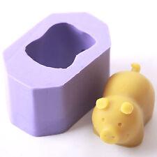 Maialino Silicone Stampo Sapone R0095