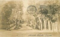 1907 Dutch Flats Placer California RPPC Photo Postcard 3480