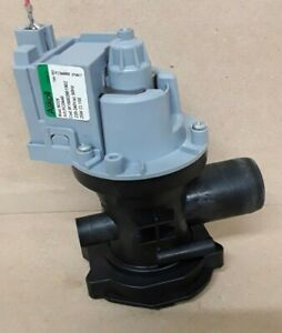 HOTPOINT RG964JDUK WASHER DRYER DRAIN PUMP J00185552 GENUINE(B37)