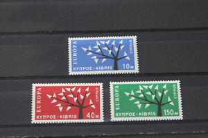 CYPRUS - 1963 EUROPA - SET OF 3 - ALL UNMOUNTED MINT