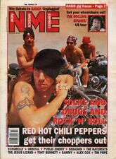 Red Hot Chili Peppers Rolling Stones Echobelly Orbital Public Enemy Sebadoh mag