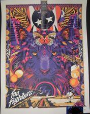 Foo Fighters Nashville TN 2017 Tyler Stout Poster Art Print