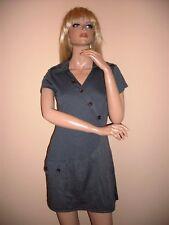 Schickes Minikleid,Longshirt,Gr.S oder L,2Taschen,Retro,Vintage fb93dd2175