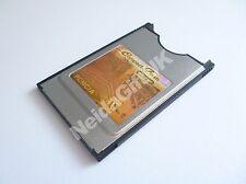 PCMCIA Compact Flash Cf Card Reader Adattatore-Mercedes Benz S GLK Classe E C