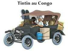 Voiture tintin 1/24 Ford T Neuf en boite miniature collection